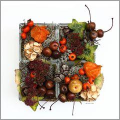 Autumn arrangement nr. 9-17