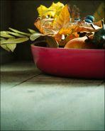 Autumn Fruit Bowl