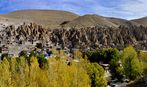 Autumn in Kandovan village