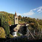 Autunno a Fontanella, Sotto il Monte, Bergamo