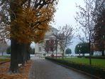 autunno e tempio voltiano