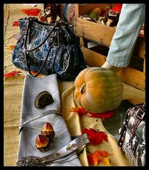 ..autunno in vetrina..