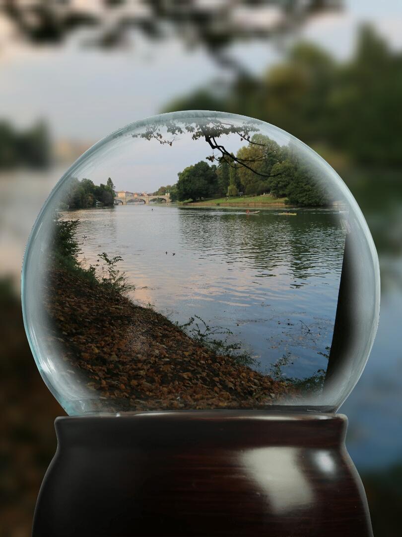 Autunno sul fiume