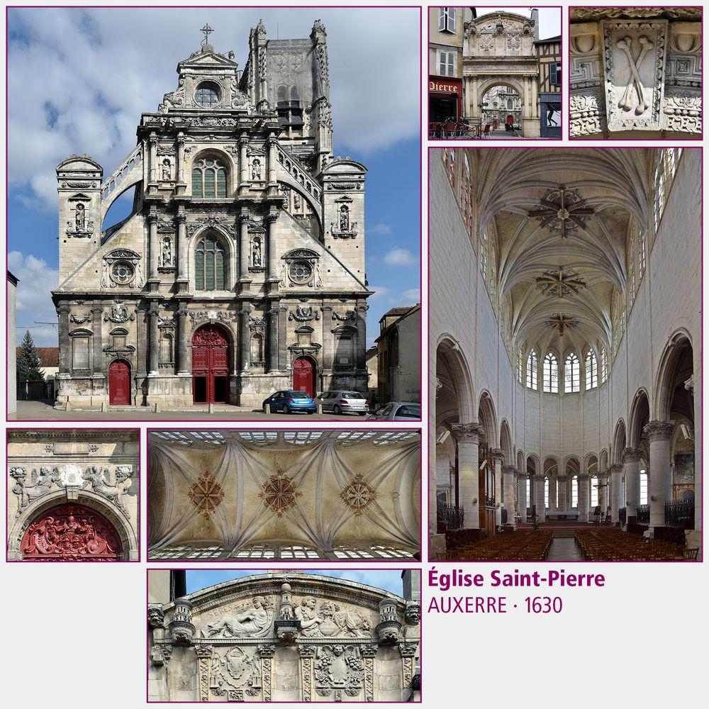 Auxerre · Église St-Pierre