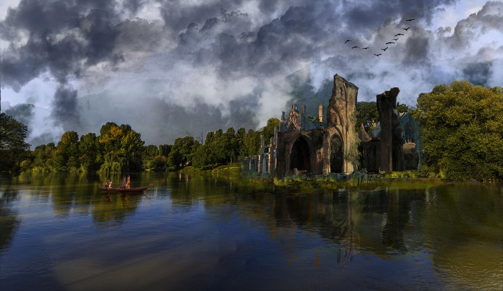 Avalon - la dame du Lac -