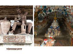 Avanos Stadt der Töpfer