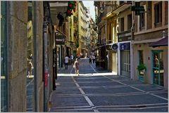 Avenida San Ignacio...