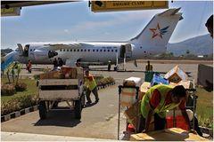 Aviastar Labuan Bajo- Komodo Airport