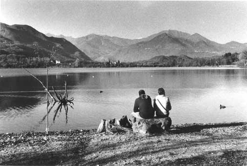 Avigliana, il lago piccolo
