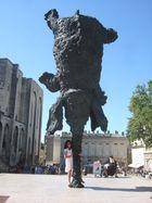 Avignon - Der Elefant