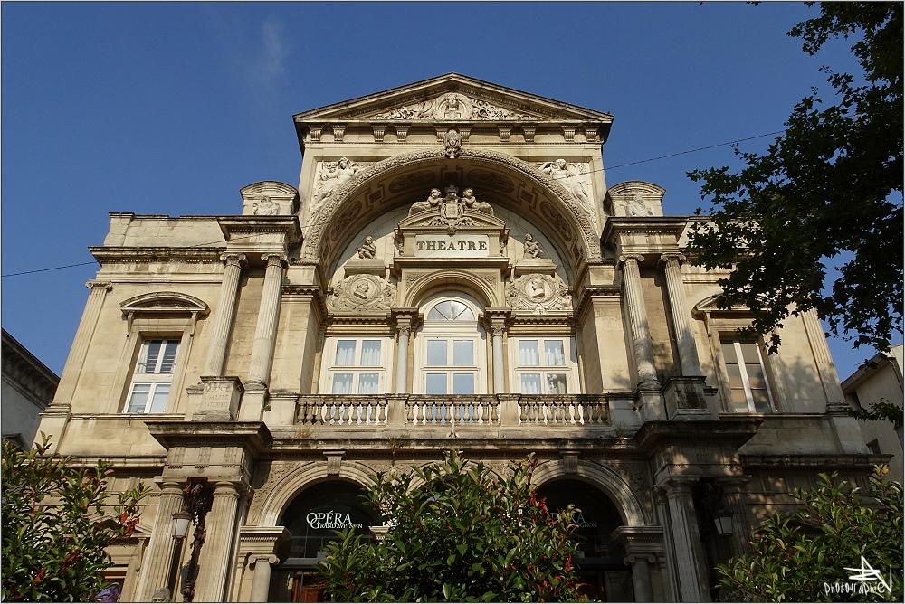 Avignon - le Théâtre