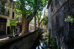 Avignon - Wasser