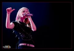 Avril Lavigne @ The Best Damn Thing Tour 2008