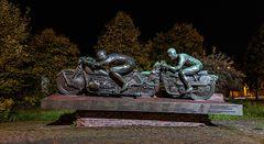 AVUS - Motorradrennen