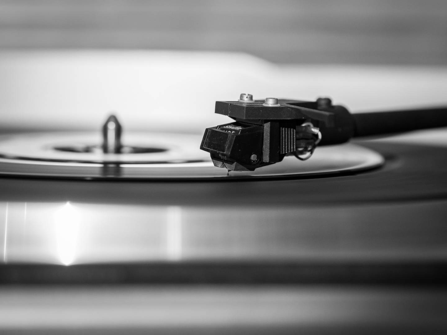 away from mp3, back to vinyl