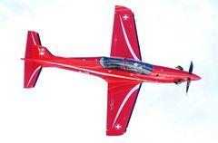 Axalp 2011, Pilatus PC-21