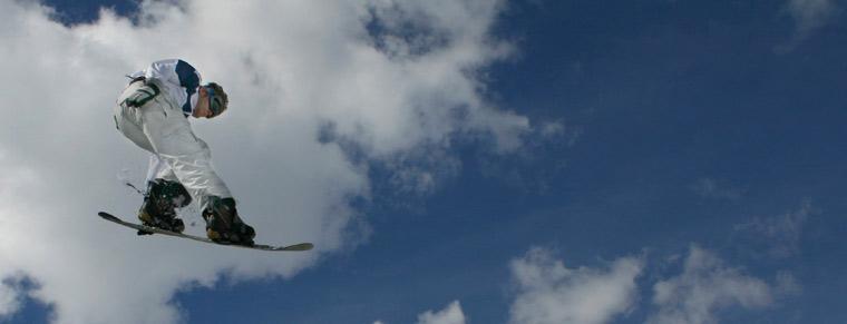 Axel fliegt