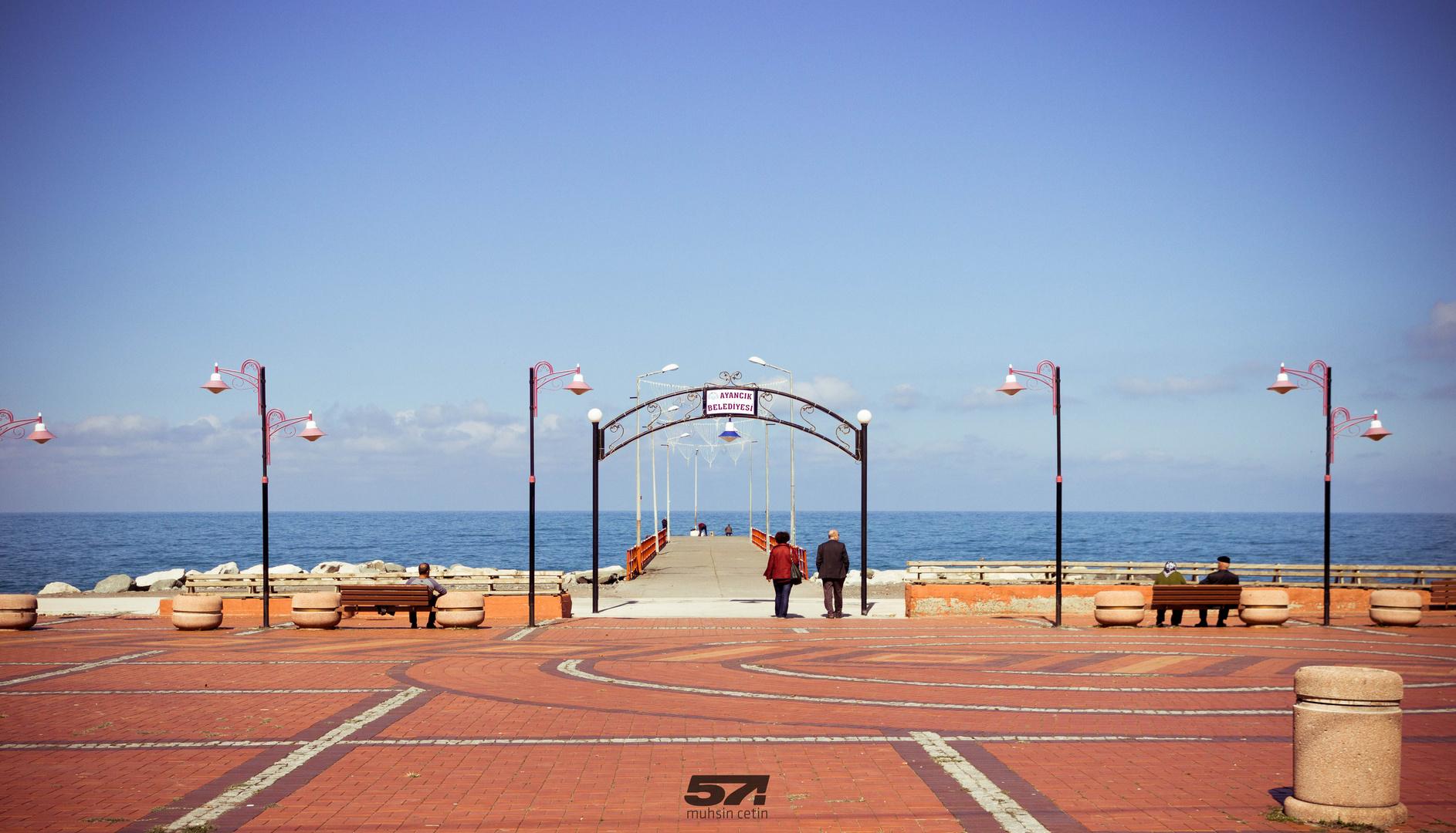 Ayancik Küste