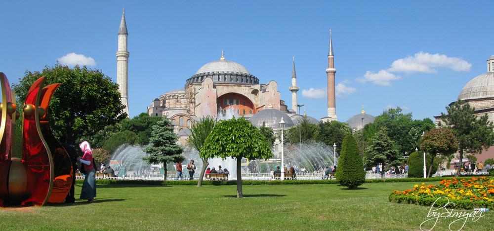 Ayasofya Camii -istanbul