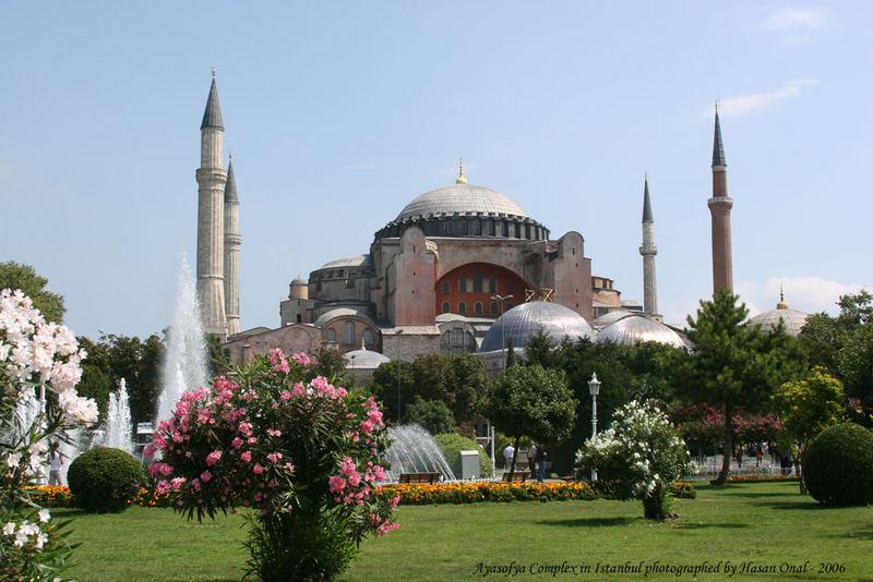 Ayasofya Complex in Istanbul