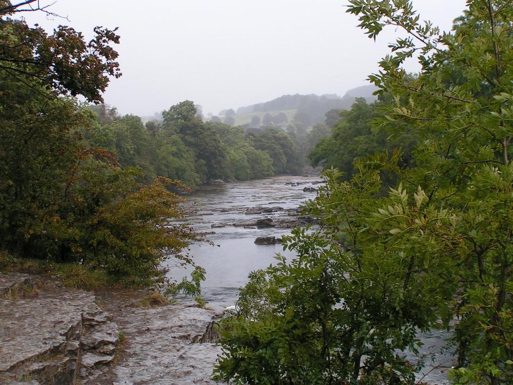 Aysgarth, Lower Falls