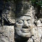 Ayung River Carvings