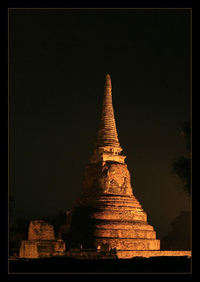 Ayutthaya by night