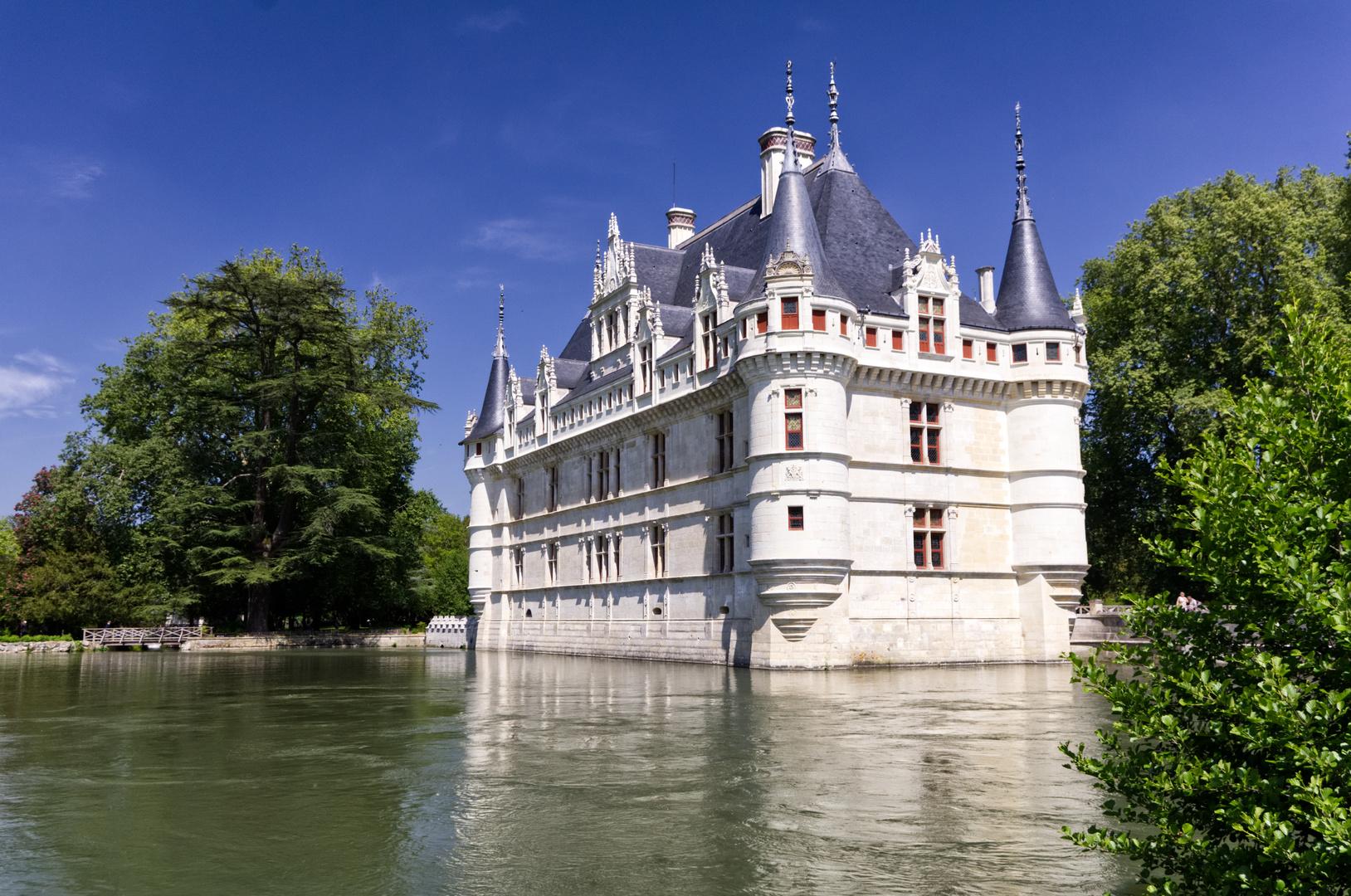 Azay-le-Rideau Foto & Bild   architektur, europe, france Bilder auf ...