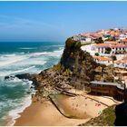 Azenhas do Mar, una bella spiaggia.