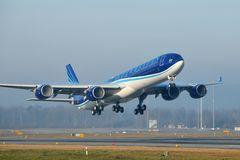 Azerbaijan Airlines Airbus A340-600 4K-A108