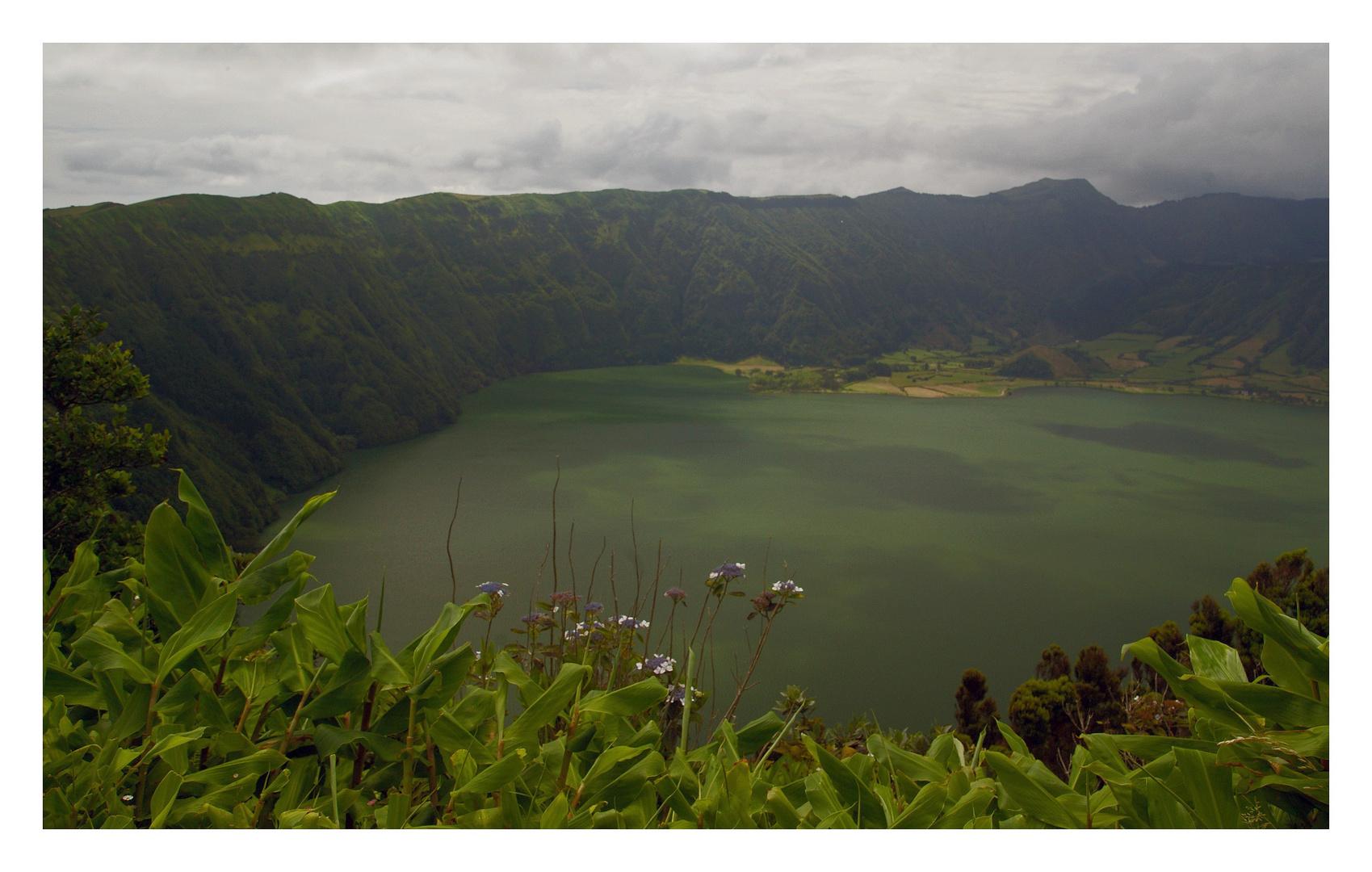 Azoren- AUf dem Weg nach Sete Citades