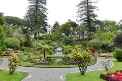 """Azoren - Blick in den """"Jardim Duque da Terceira"""""""