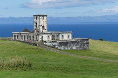 Azoren - Farol da Ribeirinha auf Faial