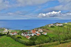 Azoren - Herrliche Landschaft