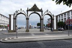 Azoren -  Portas da Cidade