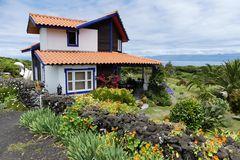 Azoren - Unser Quartier auf der Insel Pico
