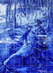 Azulejos (Ausschnitt)