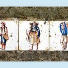 Azulejos con storia.