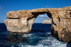 """""""azure window""""  -  Das Blaue Fenster auf Gozo"""
