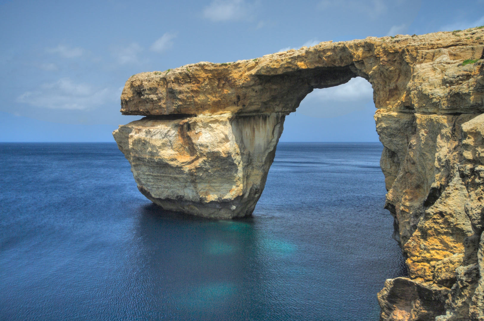 Azure Window , Malta