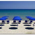 Azzurro con sole