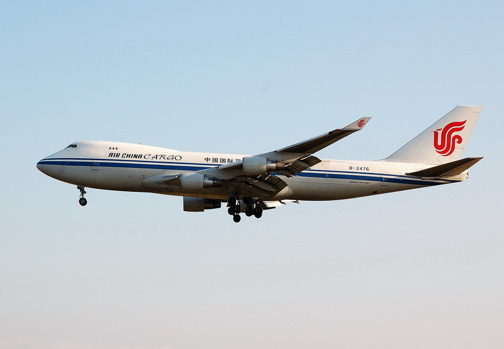 B-2476 / Air China Cargo / Boeing 747-4FTF( SCD )