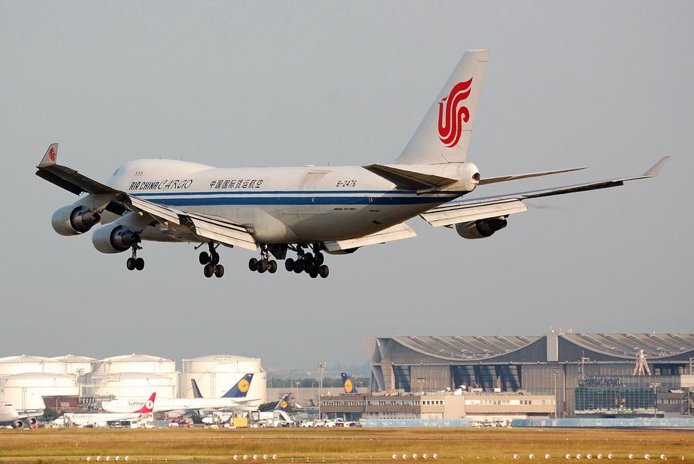 B-2476 / Air China Cargo / Boeing 747-4FTF(SCD)