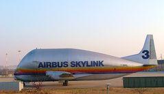 B-377SG-201 Super Guppy.