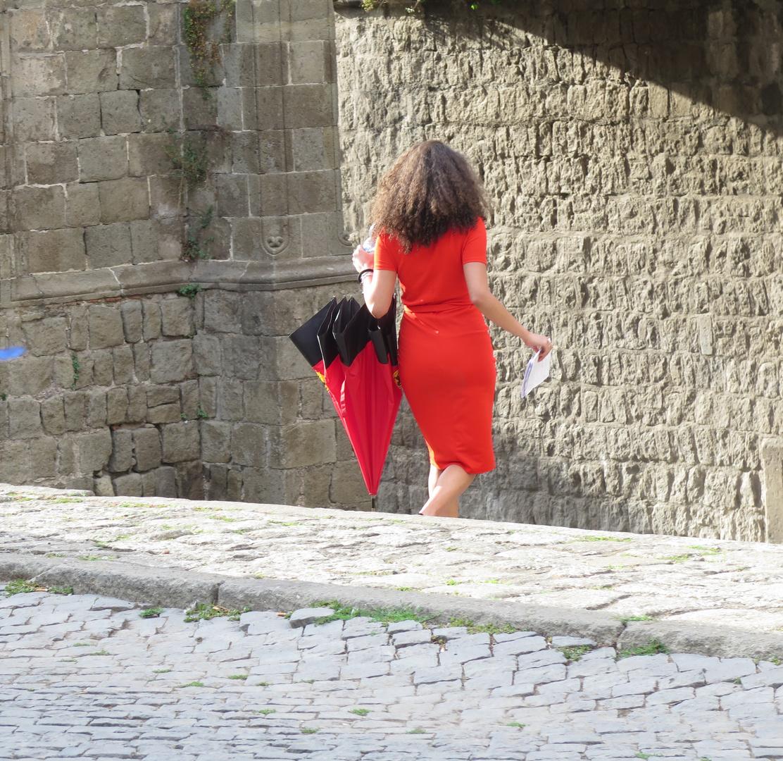 b-side of a ferrari girl