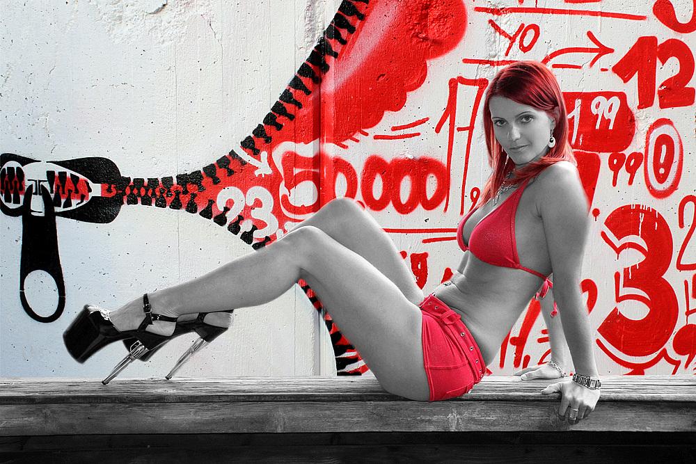 RED BIKINI Contest von MTfoto