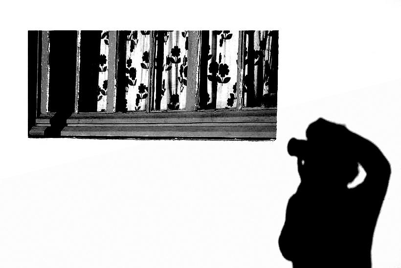 L'ombre du photographe de SYLDERO