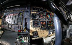 B747-200 Panel-Detail