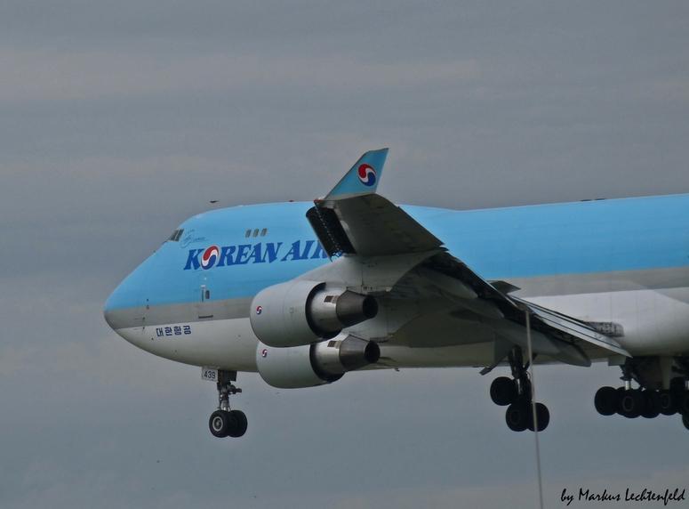 B747F Korean Airlines