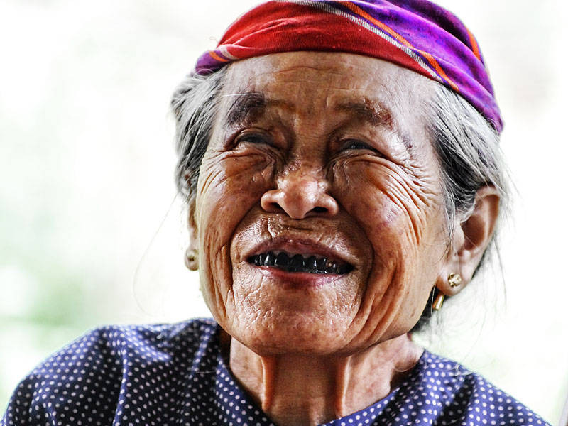 Bà - eine vietnamesische Thai
